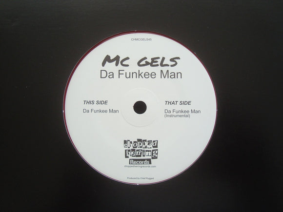 MC Gels ‎– Da Funkee Man (7