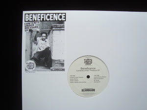 Beneficence ‎– Contents Under Pressure (EP)