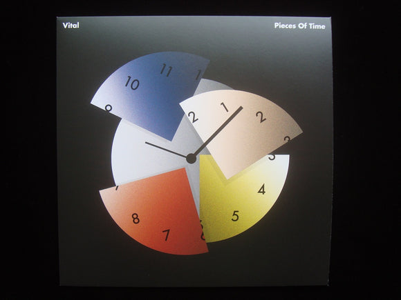 Vital ‎– Pieces of Time (LP)