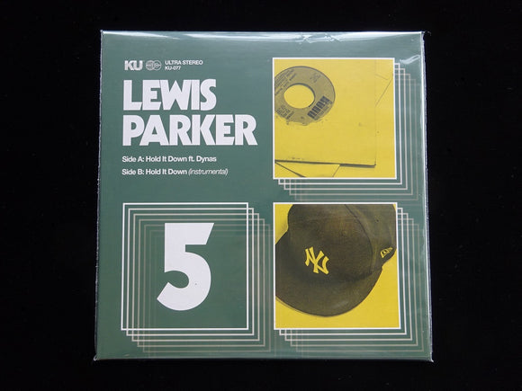 Lewis Parker ‎– The 45's Collection No.5 (7