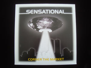 Sensational ‎– Corner The Market (2LP)