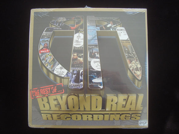 The Best Of Beyond Real Recordings (2LP)