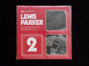 "Lewis Parker ‎– The 45's Collection No.2 (7"")"