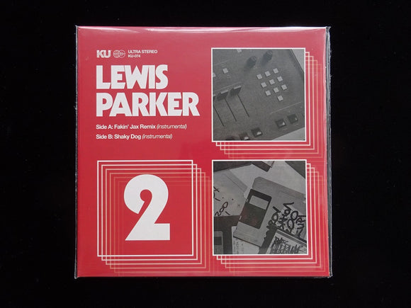 Lewis Parker ‎– The 45's Collection No.2 (7
