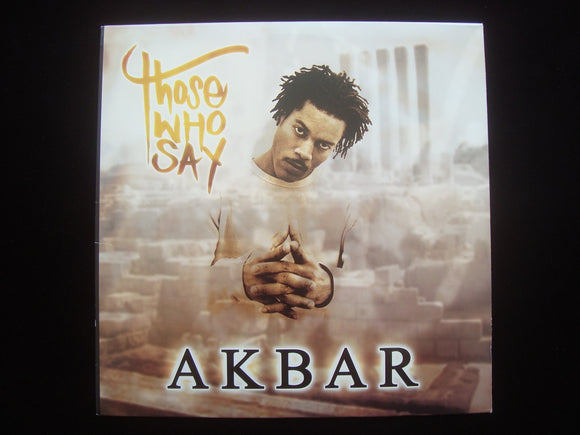 Akbar ‎– Those Who Say / 5th Element (12