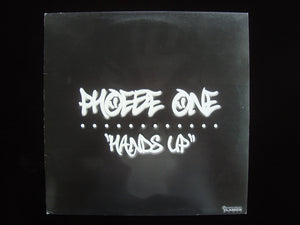 "Phoebe One ‎– Hands Up (12"")"
