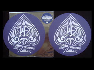 Lord Finesse Slipmats