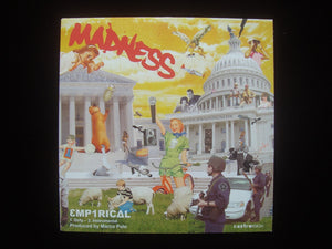 "Critical Madness ‎– Meal Tickets Pt.1 / Empirical (7"")"