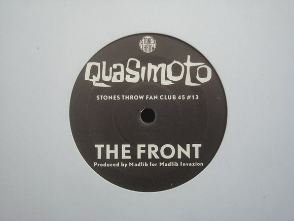 Quasimoto ‎– The Front / Youngblood (7