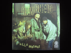 Raw Breed ‎– Killa Instinct (2LP)