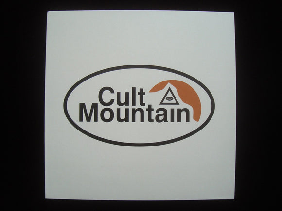 Cult Mountain ‎– Cult Mountain (EP)