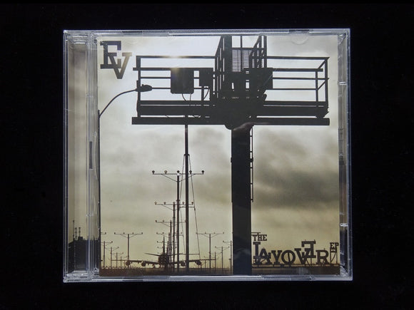 Evidence ‎– The Layover EP (CD + DVD)