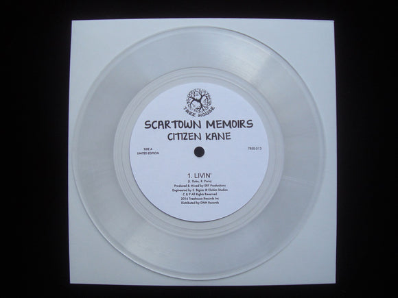 Citizen Kane - Sic Sense ‎– Scartown Memoirs (7