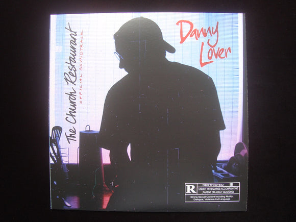 Danny Lover – The Church Restaurant 'Official Soundtrack' (LP)