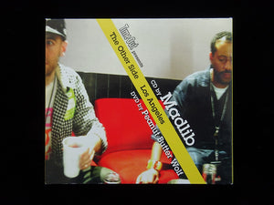Madlib & Peanut Butter Wolf ‎– The Other Side (Los Angeles) (CD + DVD)