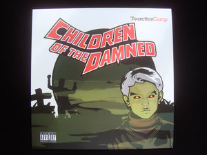 Children Of The Damned ‎– Tourettes Camp (LP)