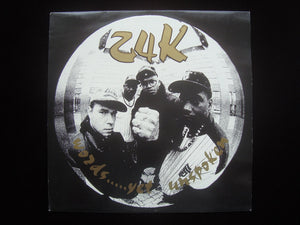 24K ‎– Words.....Yet Unspoken (LP)