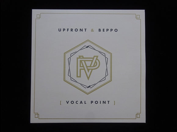 Upfront & Beppo ‎– Vocal Point (EP)