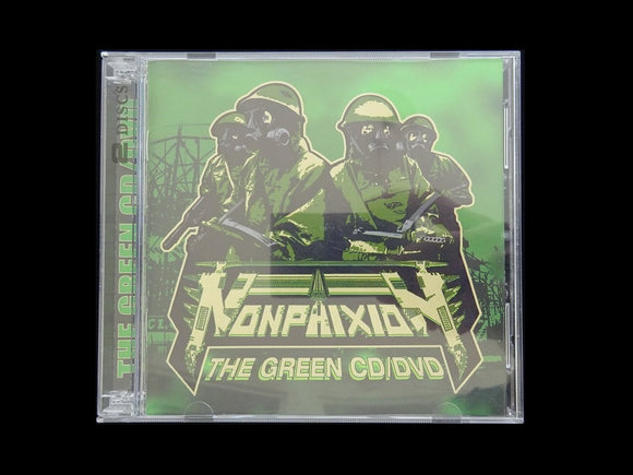 Non Phixion ‎– The Green (CD + DVD)