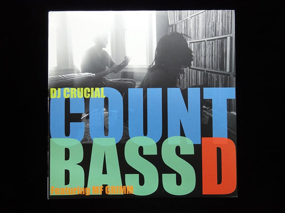 Count Bass D & DJ Crucial ‎– In This Business (EP)