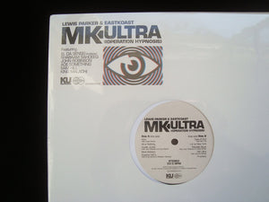 Lewis Parker & Eastkoast ‎– MK Ultra:(Operation Hypnosis) (LP)