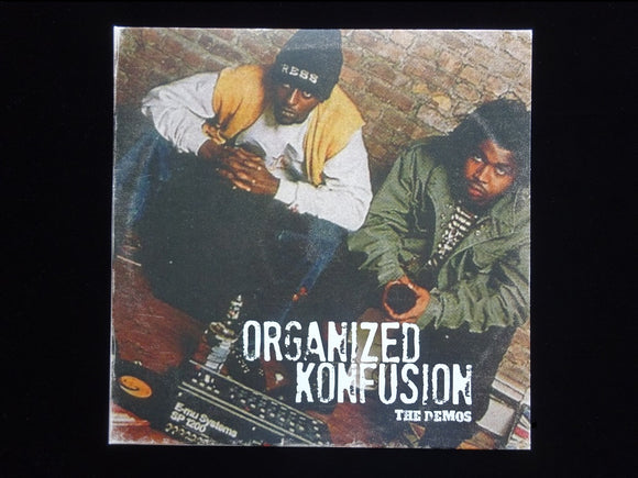 Organized Konfusion ‎– The Demos (EP)