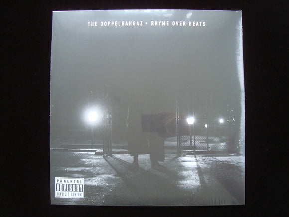 The Doppelgangaz ‎– Rhyme Over Beats (2LP)