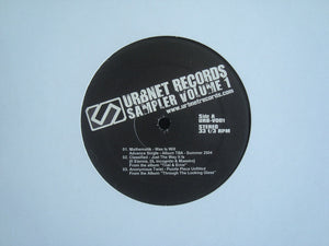 Urbnet Records ‎– Sampler Volume 1 (EP)