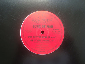 "Sunz Of Man ‎– Who Are The Sunz Of Man? (12"")"