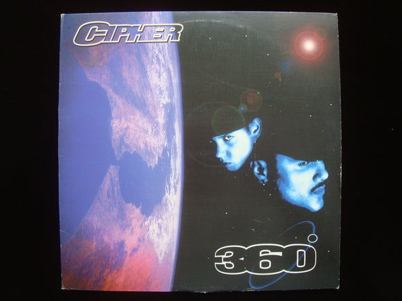 Cipher – 360° (LP)