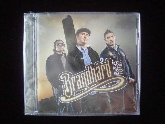 Brandhärd – Blackbox (CD)