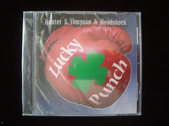 Hunter S. Tompson & Headshock – Lucky Punch (CD)