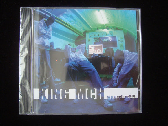 King MCH – Wo esch er? (CD)