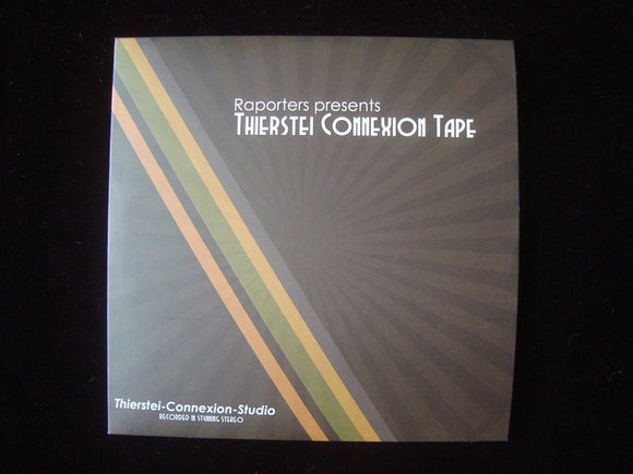 Thierstei Connextion Tape (CD)