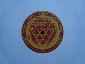 "Takt – Narrating The Ellipsis (7"")"