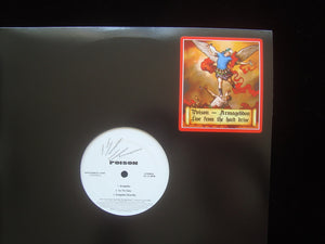 "Poison Ladd S.L.R.‎ – Armageddon / Turn The Tables (12"")"