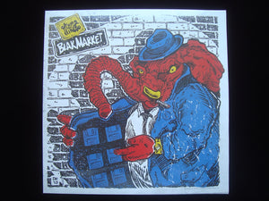 Drumz And Llingo ‎– Blakmarket  (2LP)