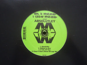 Mr. D. Original ft. Crew Original ‎– Absolutely (EP)