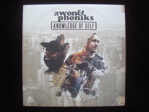 Awon & Phoniks ‎– Knowledge Of Self (2LP)