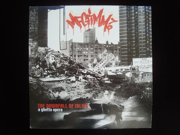 MF Grimm ‎– The Downfall Of Ibliys: A Ghetto Opera (2LP)