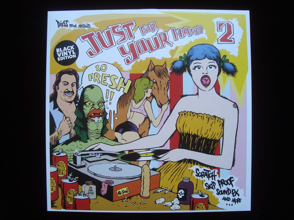 Ugly Mac Beer ‎– Just For Your Hand 2 (LP)