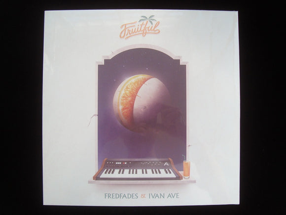 Fredfades & Ivan Ave ‎– Fruitful (LP)