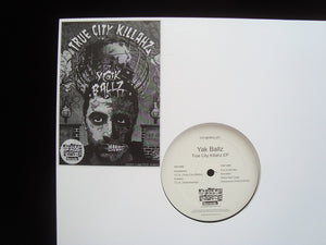 Y@k Ballz ‎– True City Killahz (EP)