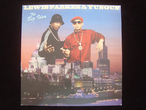 "Lewis Parker & Yungun ‎– The Big Idea (12"")"