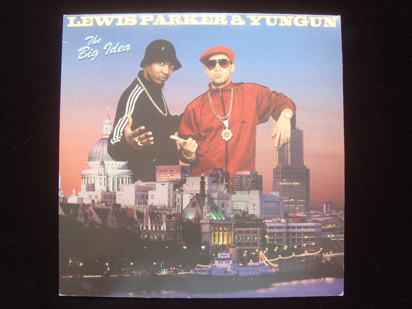 Lewis Parker & Yungun ‎– The Big Idea (12