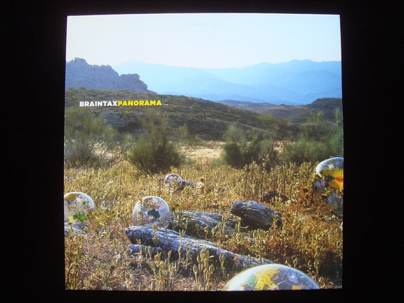 Braintax ‎– Panorama (LP)