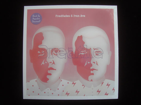 Fredfades & Ivan Ave ‎– Breathe (LP)