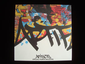 "The Artifacts ‎– APB (All Points Bulletin) (10"")"