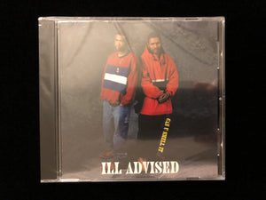Ill Advised ‎– Can U Smell It (CD)