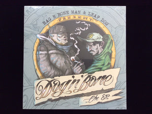 Rag'n'Bone Man & Leaf Dog ‎– Dog 'N' Bone (EP)
